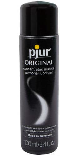 Pjur silicone anal lube