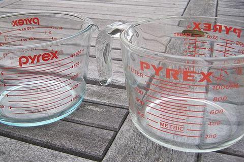 Pyrex borosilicate vs soda lime glass