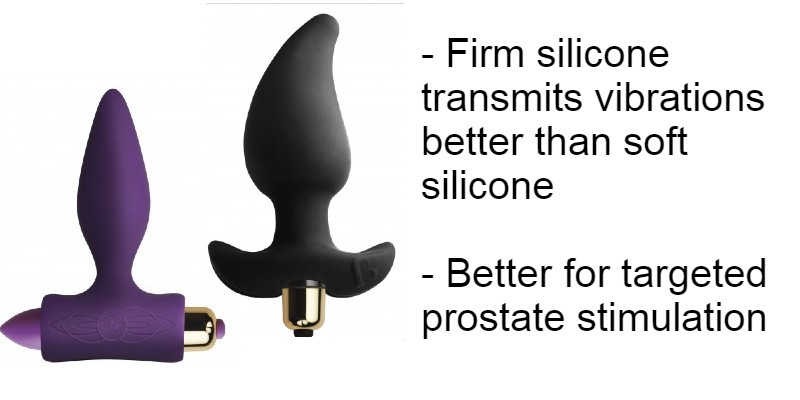 Benefits of firm silicone sex toys